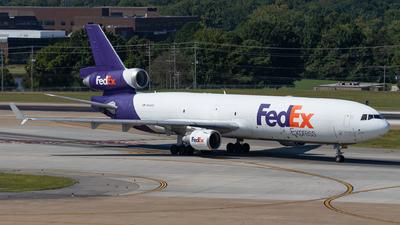 N642FE - McDonnell Douglas MD-11(F) - FedEx