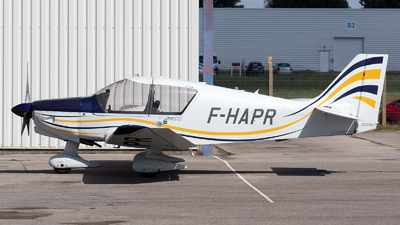 A picture of FHAPR - Robin DR400/140B - [2643] - © Eric Verplanken
