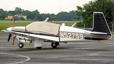 N52759 - Mooney M20J - Private