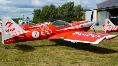 SP-ADU - Zlin 42M - Aero Club - Podhalanski