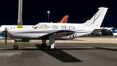 A picture of VHZXJ - Piper PA46R350T Malibu Matrix - [4692010] - © Clayton Ferguson