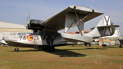 DR.1-1 - Consolidated PBY-5A Catalina - Spain - Air Force