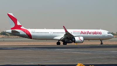 A6-ATF - Airbus A321-251NX - Air Arabia