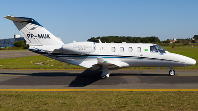 PP-MUK - Cessna Citation M2 - Private