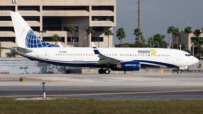 N758MA - Boeing 737-8K5 - Miami Air International