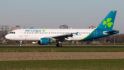A picture of EIDVK - Airbus A320214 - Aer Lingus - © BaszB