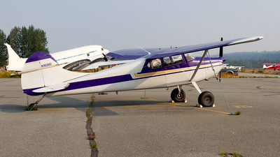 N1639D - Cessna 170B - Private