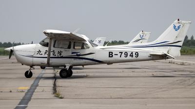 A picture of B7949 - Cessna 172R Skyhawk - [17281382] - © Charles-Yixin Yin