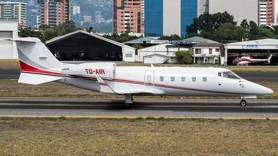 TG-AIR - Bombardier Learjet 60XR - Private