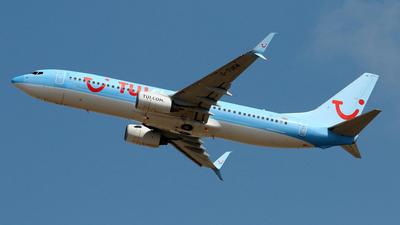 G-TUKM - Boeing 737-8K5 - TUI