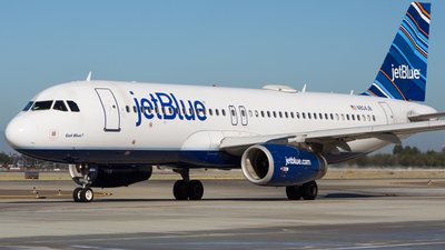 N804JB - Airbus A320-232 - jetBlue Airways
