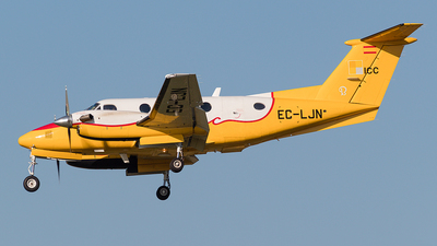 EC-LJN - Beechcraft B200GT Super King Air - Spain - Institut Cartografic de Catalunya - ICC
