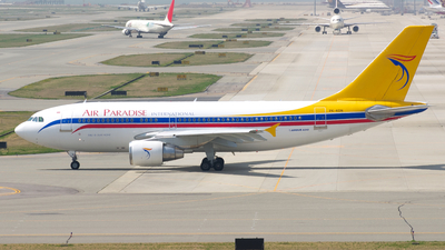 PK-KDN - Airbus A310-324 - Air Paradise International