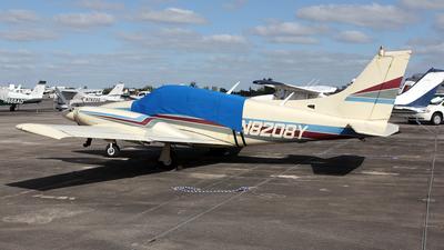 A picture of N8208Y - Piper PA30 Twin Comanche - [301334] - © Rami Mizrahi