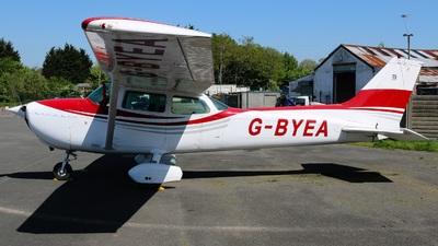 G-BYEA - Cessna 172P Skyhawk II - Private