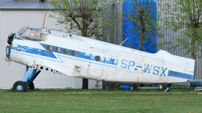 SP-WSX - PZL-Mielec An-2R - Untitled