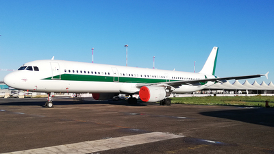 A picture of IBIXN - Airbus A321112 - [0576] - © Daniel Veronesi - RomeAviationSpotters