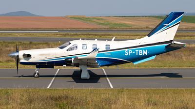 SP-TBM - Socata TBM-930 - Private