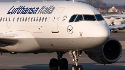 D-AILI - Airbus A319-114 - Lufthansa Italia