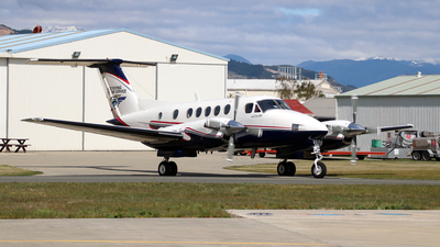 ZK-FDR - Beechcraft 200C Super King Air - Garden City Helicopters