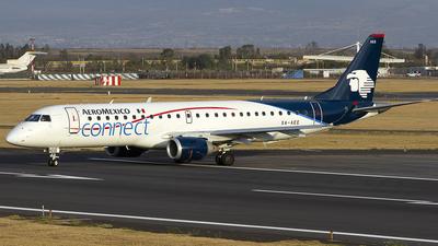 XA-AEE - Embraer 190-100IGW - Aeroméxico Connect