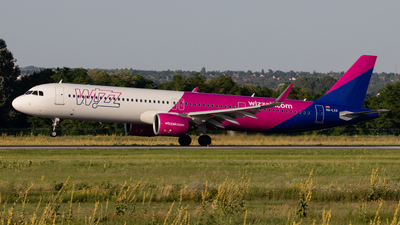 HA-LVA - Airbus A321-271NX - Wizz Air