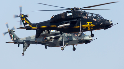 ZF4604 - Hindustan Aeronautics Light Combat Helicopter - India - Air Force