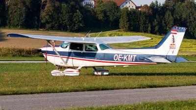 OE-KMT - Cessna R172K Hawk XP II - Private