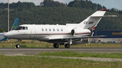 CS-DRY - Raytheon Hawker 850XP - NetJets Europe