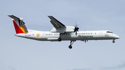 A picture of RPC5903 - De Havilland Canada Dash 8400 - Philippine Airlines - © Megumi Kato - Philippine Aviators