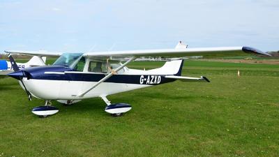 A picture of GAZXD - Cessna F172L Skyhawk - [0878] - © Adam Loader