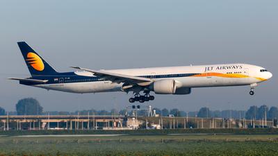 VT-JEX - Boeing 777-35RER - Jet Airways