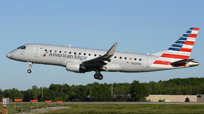 A picture of N226NN - Embraer E175LR - American Airlines - © DJ Reed - OPShots Photo Team