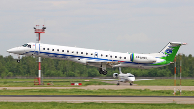 RA-02783 - Embraer ERJ-145LR - Komiaviatrans