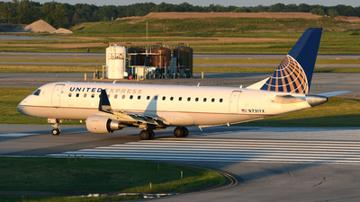 N731YX - Embraer 170-200LR - United Express (Republic Airlines)