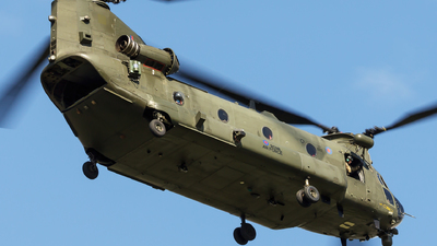 ZA711 - Boeing Chinook HC.2 - United Kingdom - Royal Air Force (RAF)