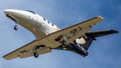 PR-SPJ - Embraer 500 Phenom 100 - Líder Táxi Aéreo