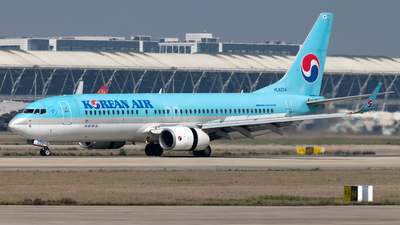 HL8224 - Boeing 737-8Q8 - Korean Air