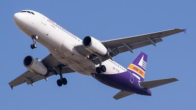 EP-TTB - Airbus A320-231 - Atrak Air