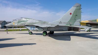 83 - Mikoyan-Gurevich MiG-29UB Fulcrum - Russia - Air Force
