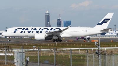 OH-LWD - Airbus A350-941 - Finnair