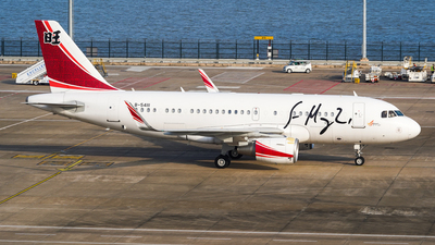 B-54111 - Airbus A319-115(CJ) - Private