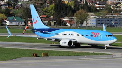 G-FDZU - Boeing 737-8K5 - TUI