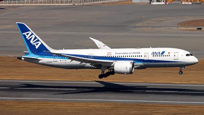 JA838A - Boeing 787-8 Dreamliner - All Nippon Airways (Air Japan)
