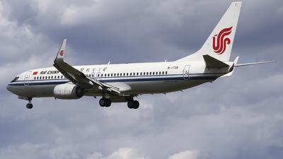 B-1738 - Boeing 737-89L - Air China