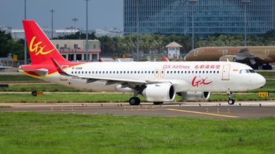 B-306R - Airbus A320-251N - GX Airlines