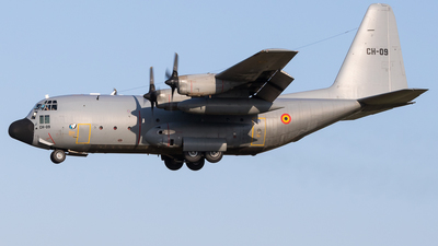 CH-09 - Lockheed C-130H Hercules - Belgium - Air Force