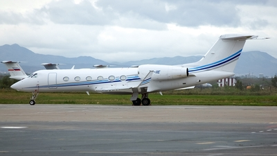 T7-IIE - Gulfstream G450 - Private