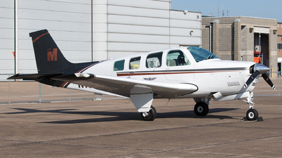 N1592L - Beechcraft A36 Bonanza - Private