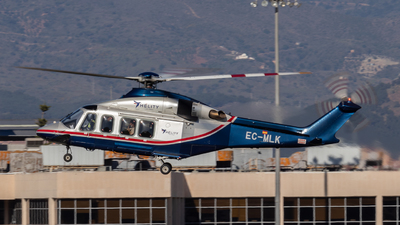 A picture of ECMLK - AgustaWestland AW139 - HELITY Copter Airlines - © Pablo Romero